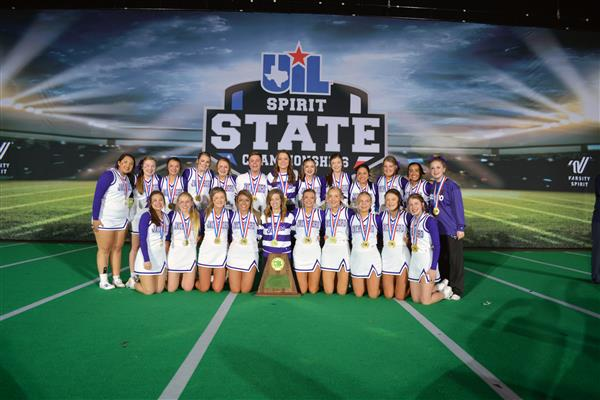 JHS Cheer Wins State Championship!