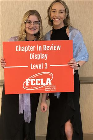 FCCLA Qualifies for National