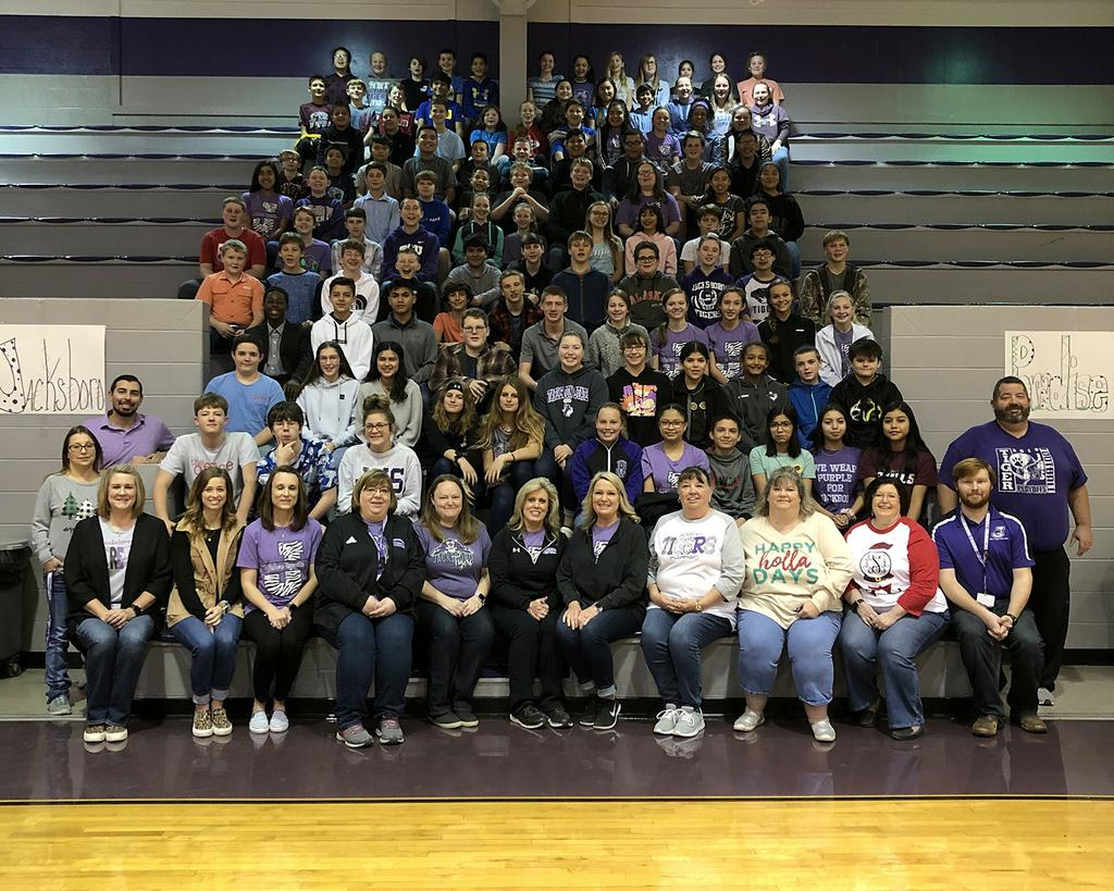 JMS Wins Academic Competition